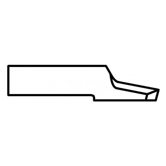 Blade Biesse compatible - 01039999 - Max cutting depth 6 mm