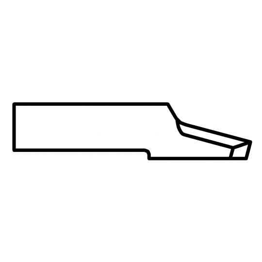 Blade Biesse compatible - 01030729 - Max cutting depth 6 mm