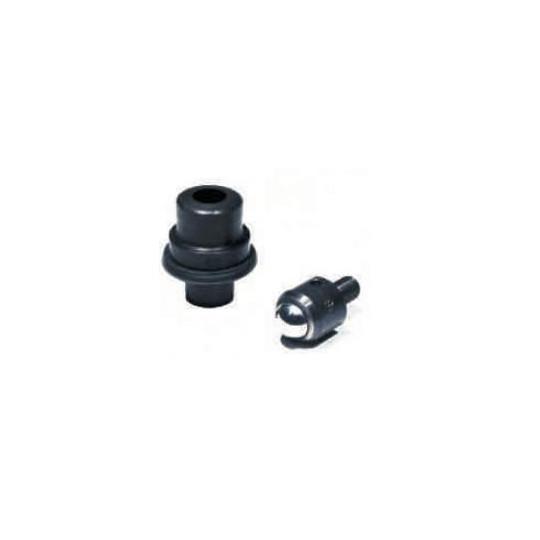 Little ball hollow cutter for press - Ø 6 mm