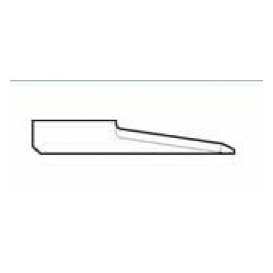 Blade 8MCLMA135504 - Max. cutting depth 23 mm