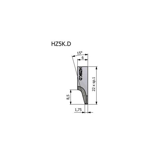 Blade Comelz compatible - HZ5KD