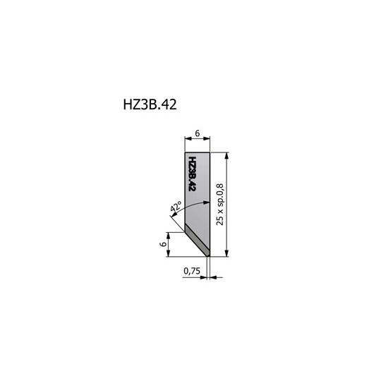 Blade Comelz compatible - HZ3B.42