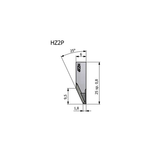 Blade Comelz compatible - HZ2P