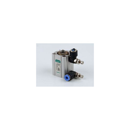 Pneumatic cylinder compact