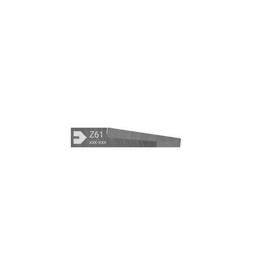 Blade Allevi compatible - Z61 - Max. cutting depth 20 mm