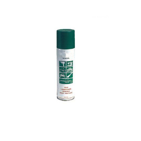 Special oil for sew machines 250 ml spray