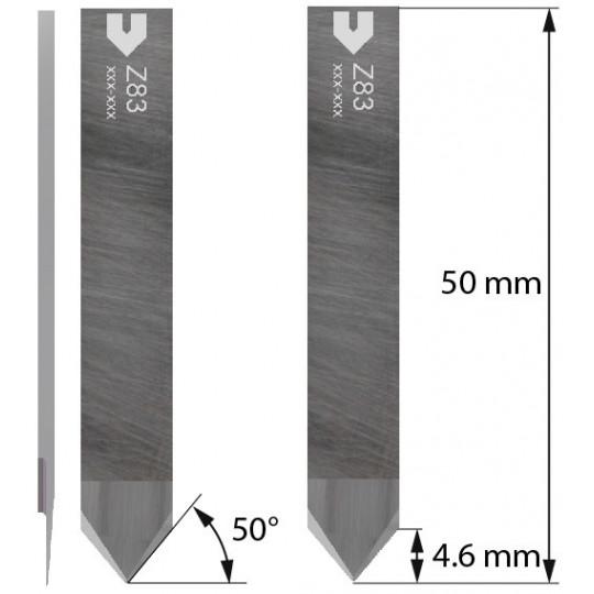 Blade compatible with Zund - 5206878 - Z83