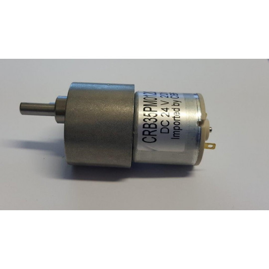 Teseo motor for punching