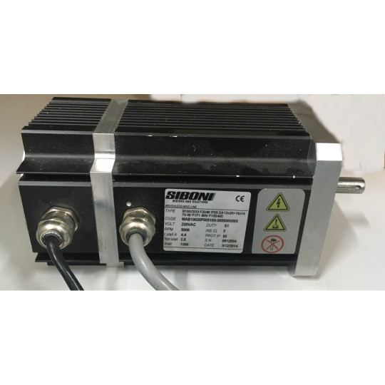 Motor for Elitron machines MAB10020F005100