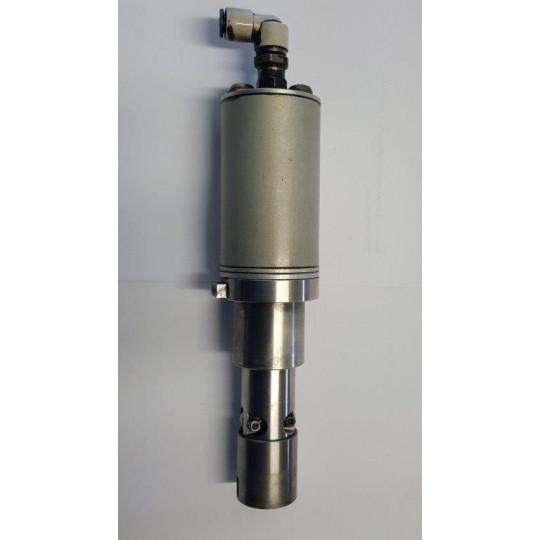 Pneumatic mandrel compatible for Elitron machines