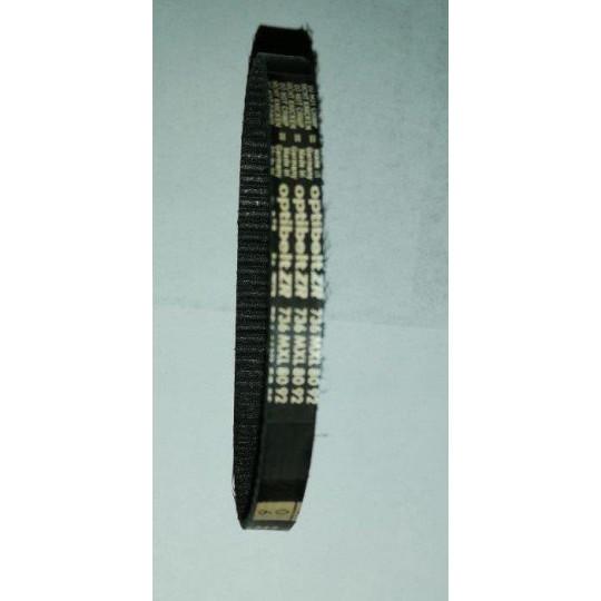Drive belt 3M MXL 736 for Teseo machines