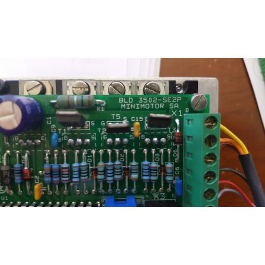 ATOM printed circuit board - 02E05202
