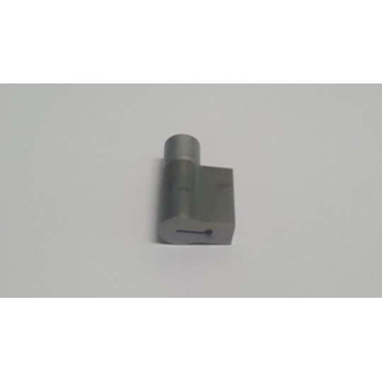 Blade holder for flat blade on mandrel our production on special metal- Blade thickness 0.64 mm