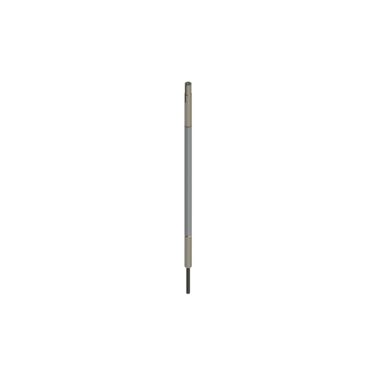 Aluminium oscilating axe