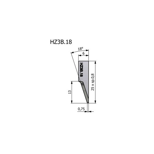 Blade Comelz compatible - HZ3B.18