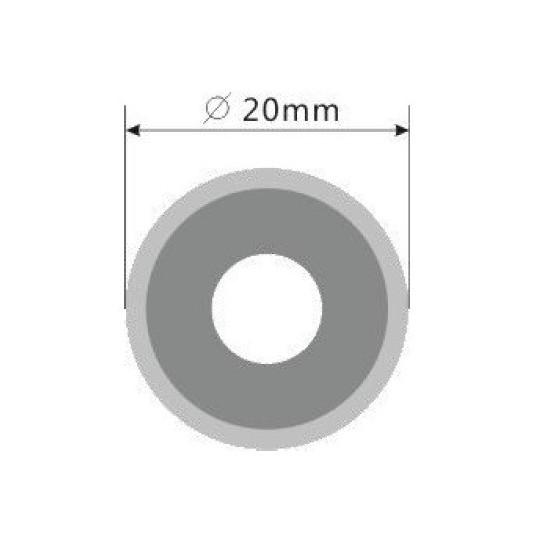 Blade E55 - Max. cutting depth 2 mm