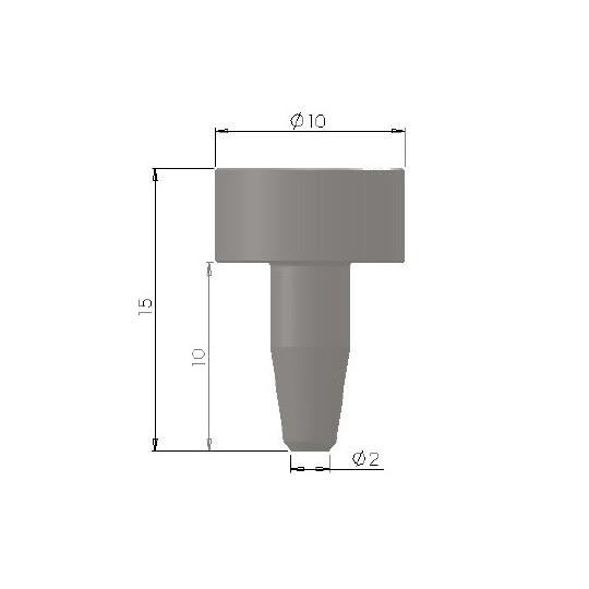 Punching E82 - Ø 2 mm