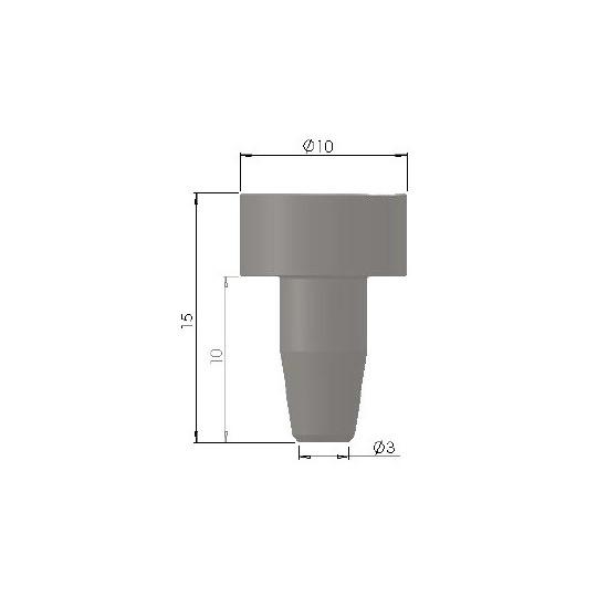 Punching E83 - Ø 3 mm