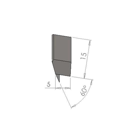 Punching EPV - Lenght 5 mm