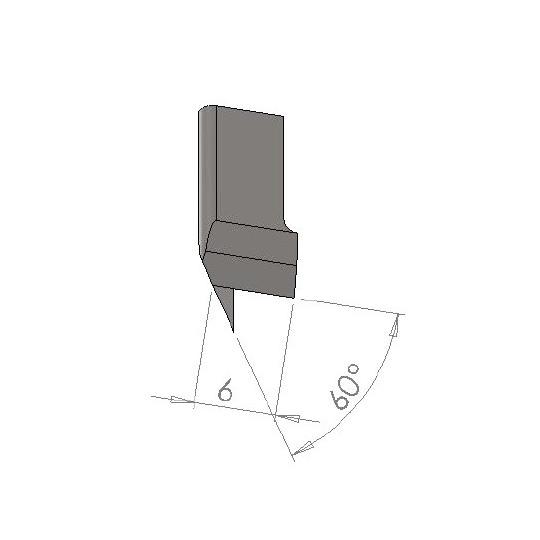 Punching EPV2 - Lenght 6 mm