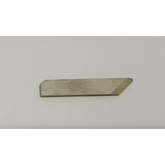 Blade 45° Elitron compatible with double sharp on tip