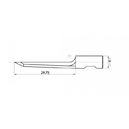 Blade MMC-03143 SMRE compatible - 45221 - Max. cutting depth 30 mm