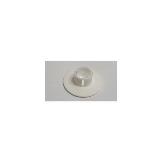 Teflon gliding disc - H 33 mm - Ø 48 mm
