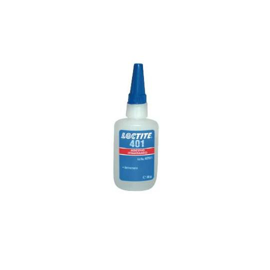 Liquid adhesive cyanotic-acrylic 50 gr