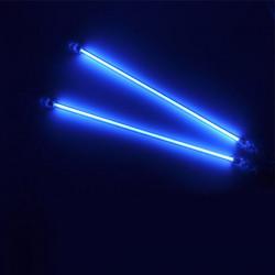 Neon ultravioletto e supporto