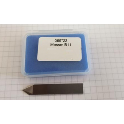 Blade 069723 Bullmer compatible - B11 - Max. cutting depth 6.9 mm