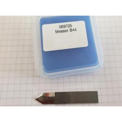 Blade 069725 - B44 - Max. cutting depth a 14 mm