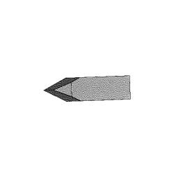 LAMA COMPATIBILE PROTEK RIF. K1115-C - SPESSORE DI TAGLIO 7,4mm