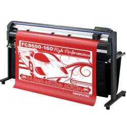 GRAPHTEC FC8600-60 - DIMENSIONI 1850 X 1626 mm