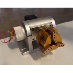 80mm rotary chuck