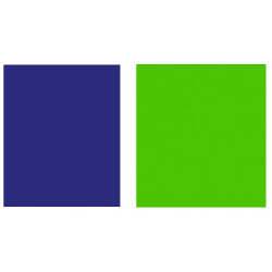 New Tappeto Blu/Verde da 4 mm - Riferimento 500142400 - Dim 1000 x 2000