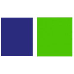 New Tappeto Blu/Verde da 4 mm - Riferimento 542067330 - Dim 1900 x 3500